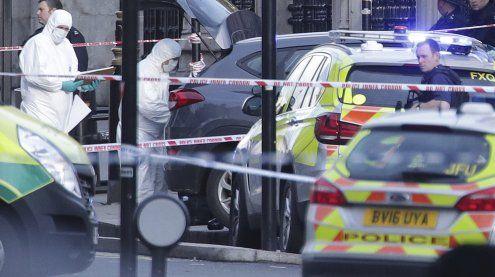 Terror-Attacken in London: Fünf Todesopfer und über 40 Verletzte