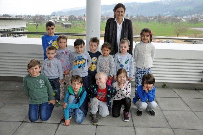 Die Kinder nahmen von ihrem Besuch viele spannende Eindrücke mit.