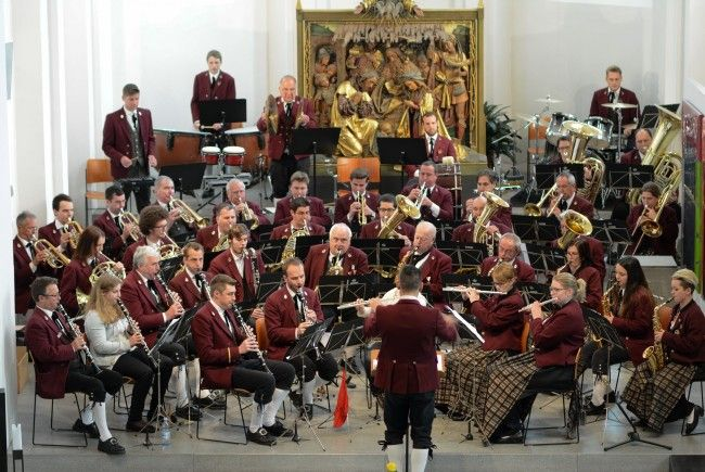 Kirchenkonzert Musikverein