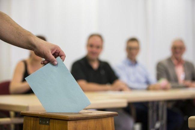 PGR-Wahlen in Vorarlberg am 19. März 2017.