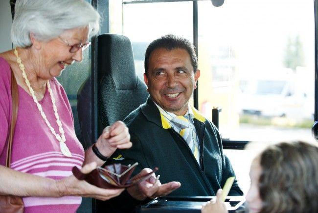 Stadt- und Landbus: Vorne einsteigen ab 19 Uhr Pflicht