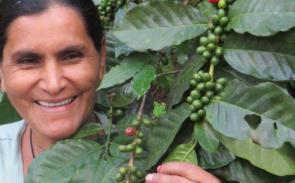 Irma Esperanza Quintero Aprolma, Honduras.