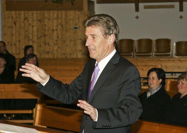 Chor-Orchesterkonzert in Mellau