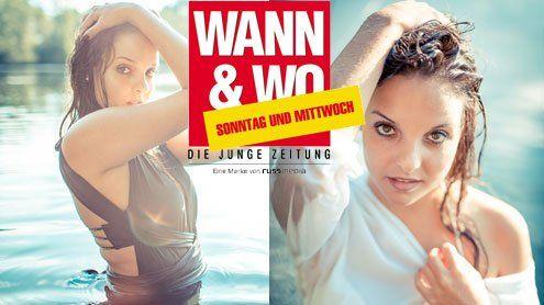 W&W-Fotoshooting mit Irina