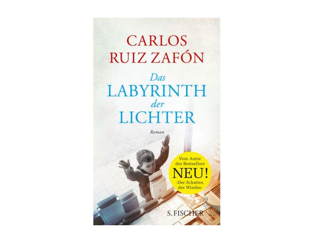 Carlos R. Zafón: Das Labyrinth der Lichter