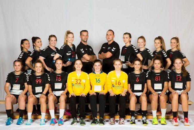 Das erfolgreiche U16 Team des SSV Dornbirn Schoren machte am Wochenende den Auftakt in Sache Meistertitel sichern.