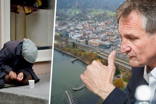 In Bregenz blieb das Verbot auch des stillen Bettelns während der Märkte in der Innenstadt zulässig.