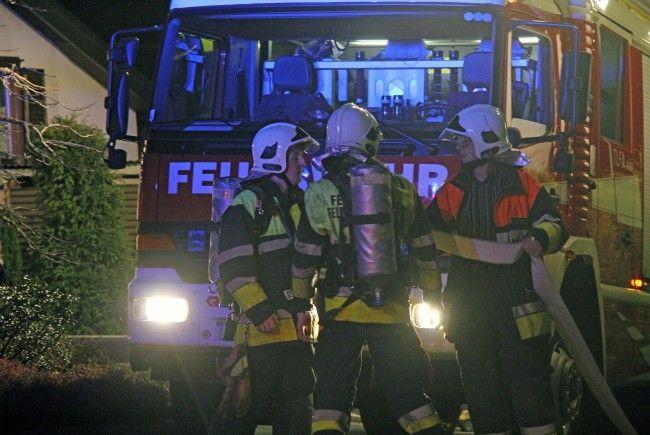Im Kleinwalsertal musste die Feuerwehr wegen eines vergessenen Kochtopfs ausrücken.