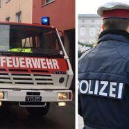 Brandstiftung in Bludenz: 29-jährige Tatverdächtige ausgeforscht
