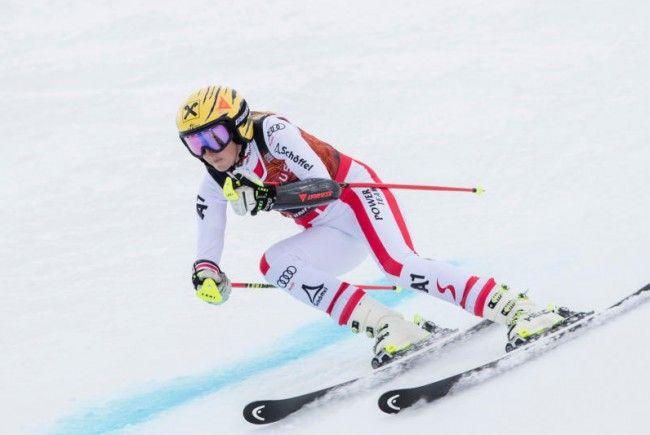 Nina Ortlieb gewinnt in Bad Hofgastein
