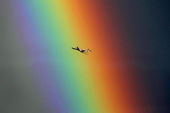Was bedeuten die Farben des Regenbogens?  VOL.AT