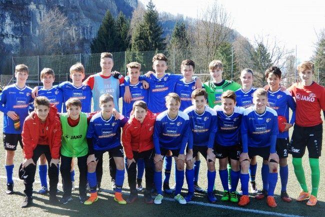 Traumstart für Akademie Vorarlberg