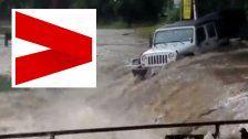 Verrückte Aufnahmen von Wetterkatastrophen
