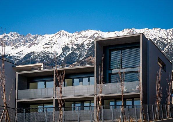 Vorsorgewohnungen in Innsbruck