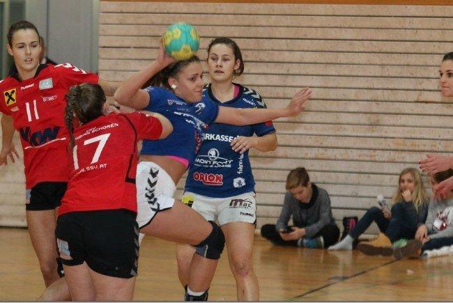 Feldkirchs Handballdamen können doch siegen