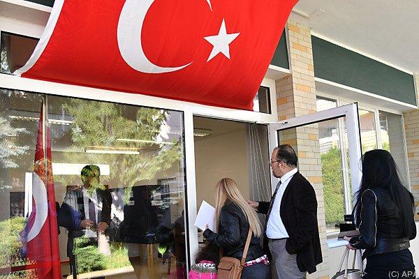 Türkei vor Referendum über Erdogans Präsidialsystem