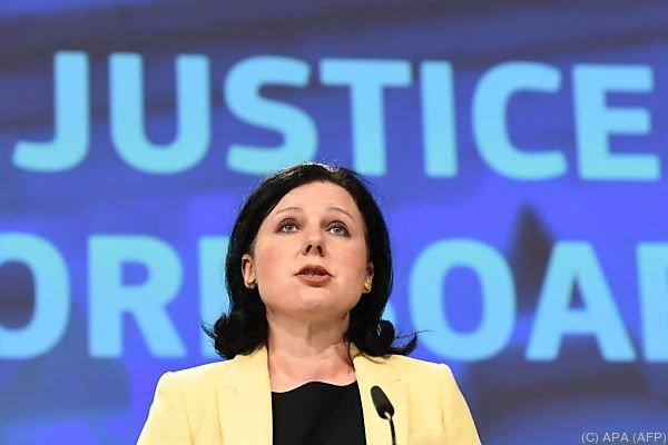 """Jourova: """"Versuche, Macht und Einfluss der Zivilgesellschaft zu reduzieren"""""""