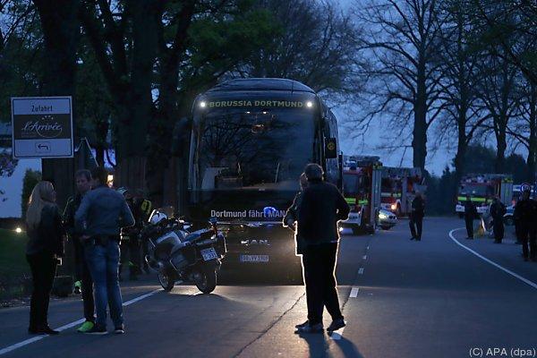 Nach Anschlag auf BVB-Bus: Ein Islamist festgenommen
