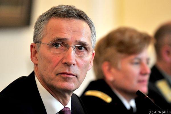 Nato - US-Präsident Trump: Nato ist nicht länger obsolet