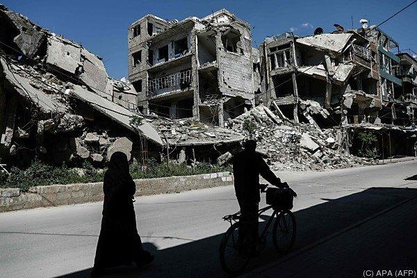 UN-Sicherheitsrat will erneut über Syrien-Resolution abstimmen