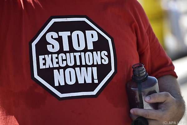 US-Supreme Court verhindert Hinrichtung in Arkansas