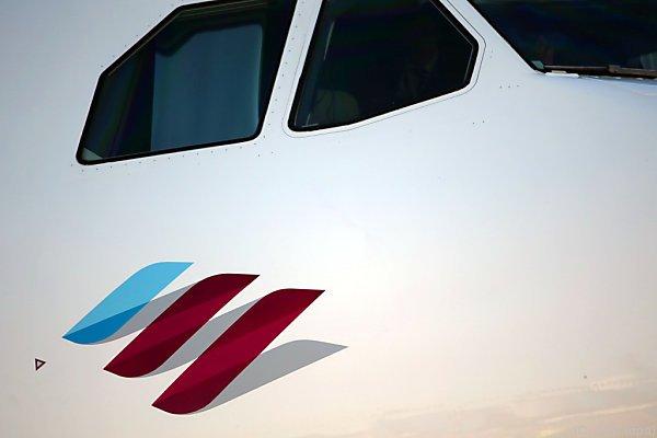 Eurowings- Airbus musste in Prag notgelanden