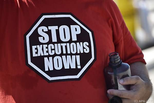 Gericht in Arkansas gab Hinrichtungsdroge frei: Todesurteil vollstreckt