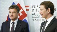 """Kurz fordert """"Ehrlichkeit"""" der EU in Richtung Türkei"""