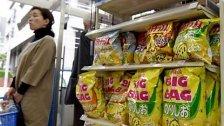 Darum gehen in Japan die Kartoffelchips aus