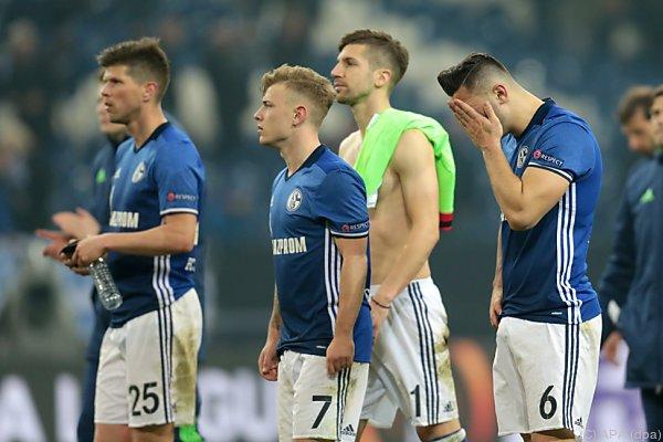 Endstation auch für Schalke