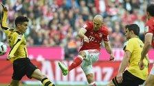 Klassiker: Bayern gegen BVB im Cup-Halbfinale