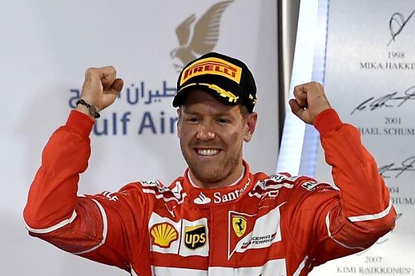 Der Ferrari-Star liegt in der Fahrer-WM in Führung