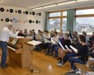 Sonntags-Radiomesse wird aus der Pfarrkirche Au ausgestrahlt