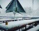 Schnee der große Spielverderber im Amateurfußball