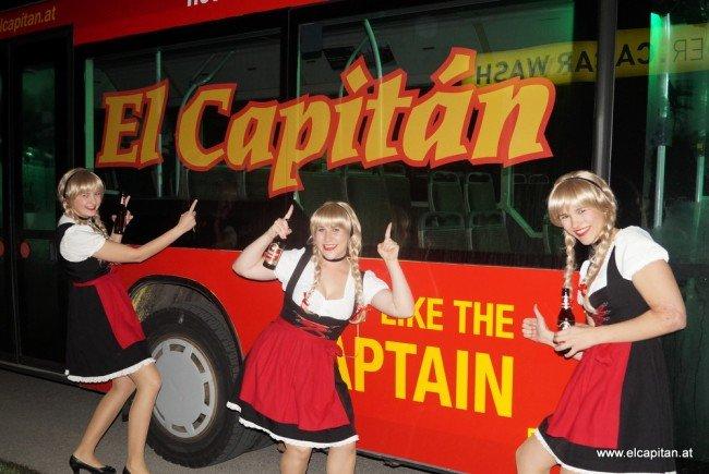 SA 29.04.2017 – Frastanzer 3 Schwestern @ El Capitán
