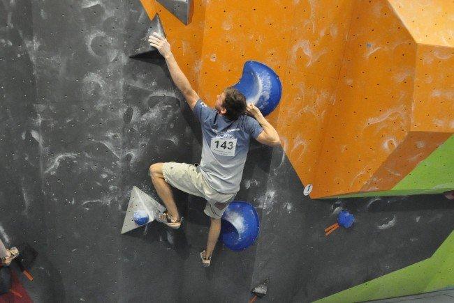 Dornbirner Kletternachwuchs stark