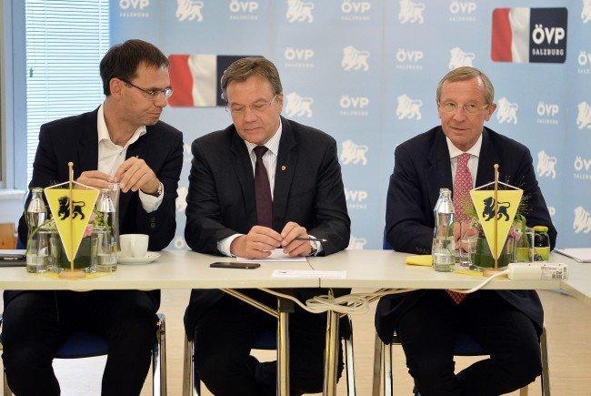 """Nur demokratisch legitimierte Organe hätten """"die weitere Entwicklung von Bund und Ländern zu bestimmen"""" und seien """"dafür auch verantwortlich"""", schreibt der Tiroler Landeschef."""