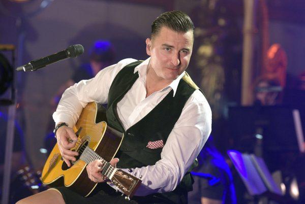 """Andreas Gabalier mit """"MTV Unplugged""""-Tourneeauftakt im Wiener Konzerthaus"""
