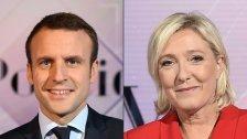 Frankreich-Wahl: Le Pen holt in Umfragen auf