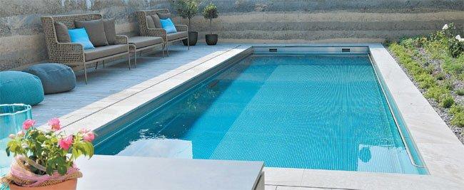 Schwimmbad Ihrer Träume