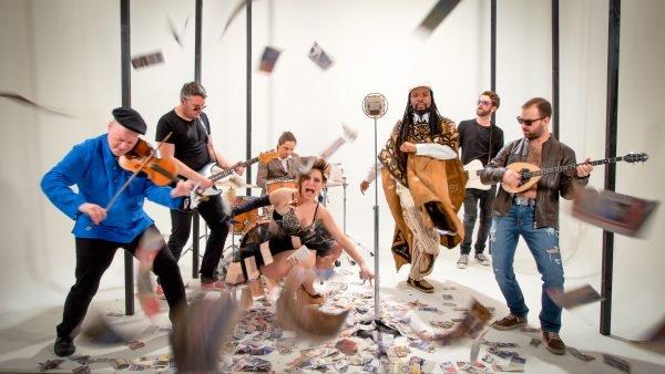 Szene World: Weltmusik und mehr laden in die Szene Wien