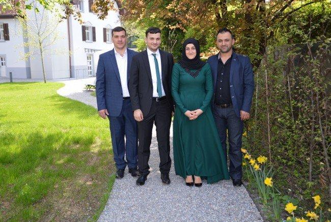 Elif Akbulut und Furkan Bostan haben geheiratet