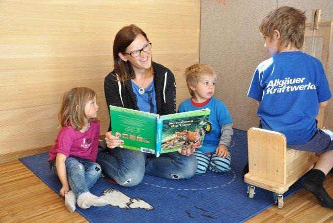 Mit den zusätzlichen Räumlichkeiten hat die Gemeinde auf den steigenden Bedarf an Kinderbetreuungsplätzen reagiert.