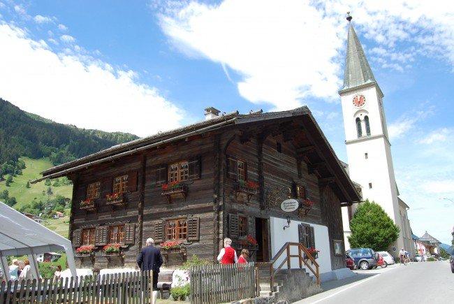 Das Alpin- und Tourismusmuseum Gaschurn lädt zur Spinnstube und zum Offenen Singen.