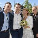 Hochzeit von Sandra Bodé  und Thomas Lüchinger