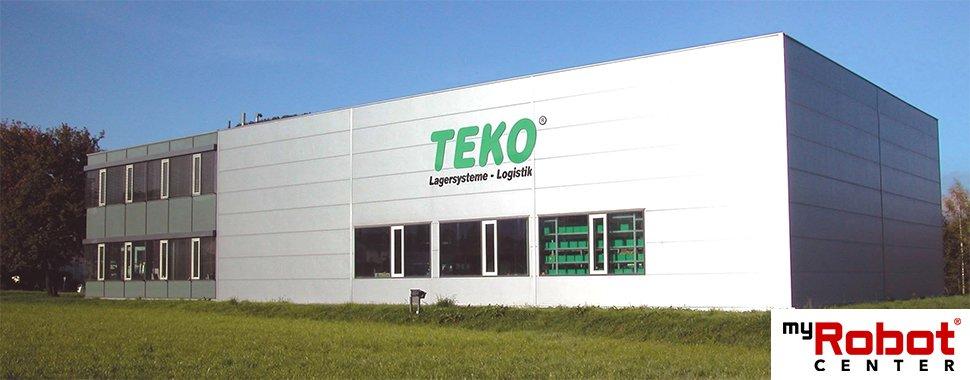 Grenzenlos kreativ – Innovative Lagersysteme von TEKO