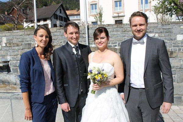 Hochzeit von Sandra und Andreas Aßmann.