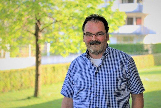Der Tostner Ortsvorsteher Manfred Himmer spricht mit der VN-Heimat über den zweitgrößten Ortsteil Feldkirchs.