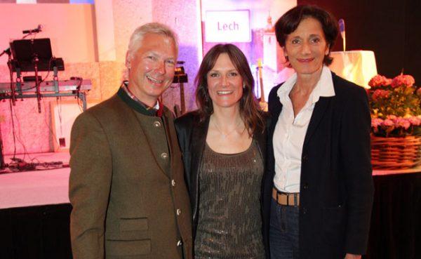 Zwei Auszeichnungen für Weltmeisterin Lorraine Huber