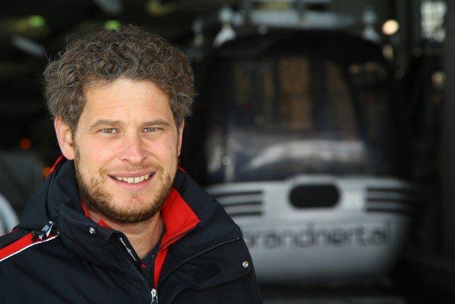Markus Comploj ist der neue Fachgruppenobmann der Seilbahnen Vorarlberg.
